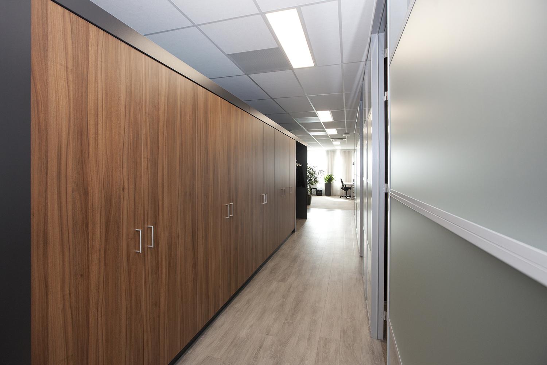 Kantoor Anbo interieurbouw