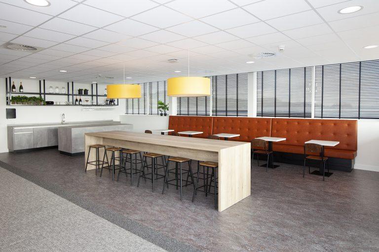 Prins Amersfoort interieurbouw